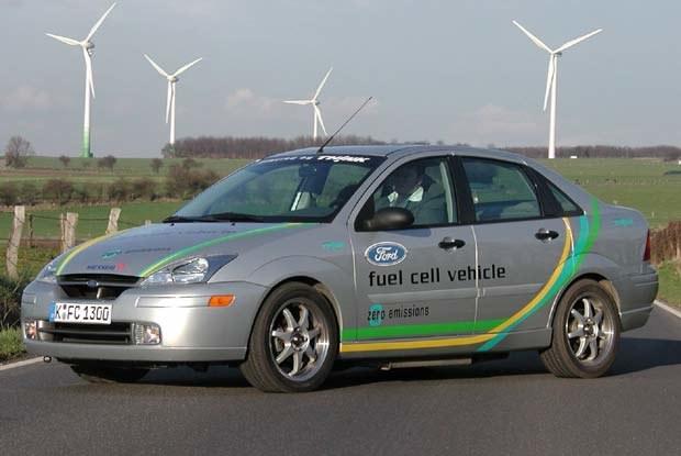 Ford Focus FCV (kliknij) /INTERIA.PL
