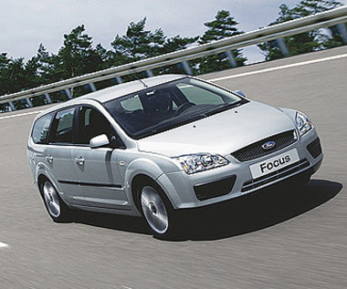 Ford Focus II!