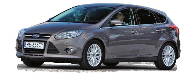 Ford Focus III /Motor
