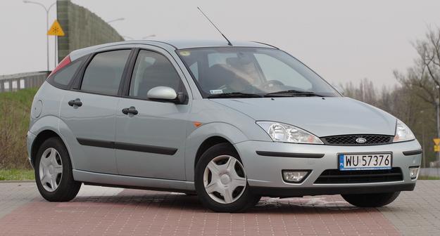 FORD FOCUS Mk1 (1998-2004), polecana wersja: 1.6 16V. /Motor