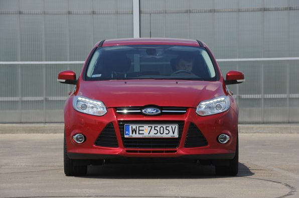 Ford Focus Mk3 /Motor