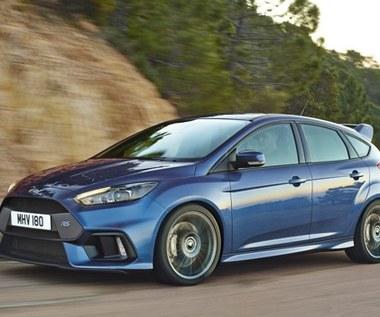 Ford Focus RS - wiemy jaką będzie miał moc!