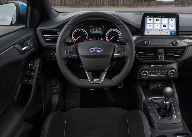 Ford Focus ST kombi /Ford