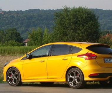 Ford Focus ST: moc emocji