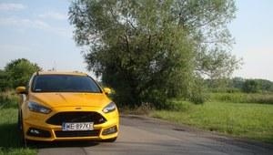 Ford Focus ST po face liftingu - test