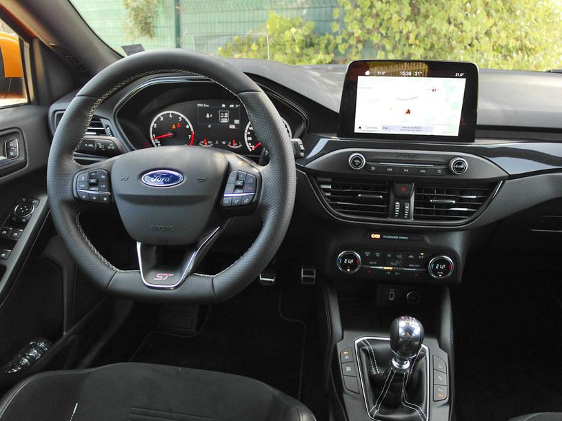 Ford Focus ST /INTERIA.PL