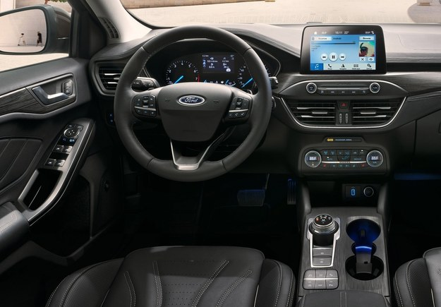 Ford Focus Vignale /Ford
