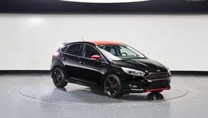 Ford Focus w specjalnych wersjach Black i Red