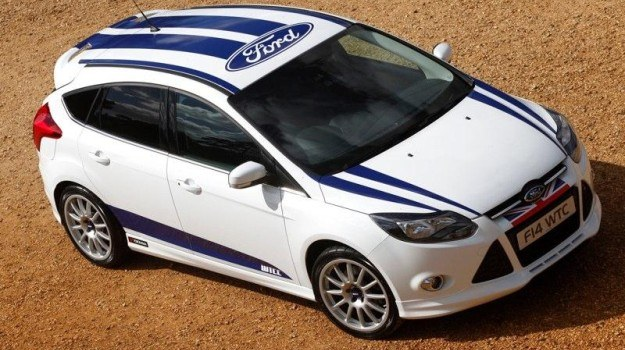 Ford Focus WTCC Limited Edition /Ford