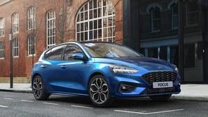 Ford Focus z nowym, mniejszym silnikiem