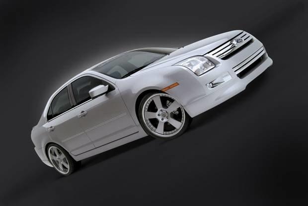 Ford Fusion / Kliknij /INTERIA.PL