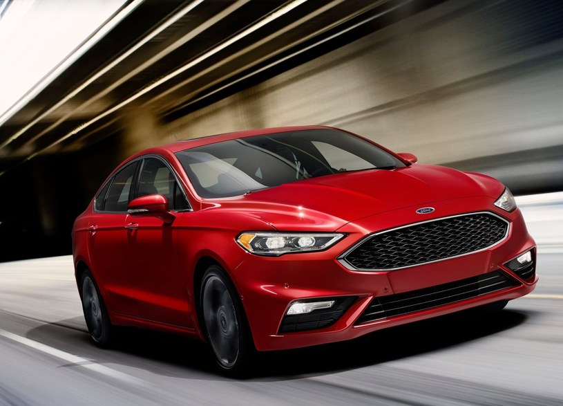 Ford Fusion V6 Sport /