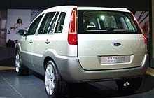 Ford Fusion we Frankfurcie /INTERIA.PL