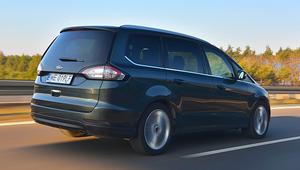 Ford Galaxy 2.0 TDCi AWD - kompletne auto rodzinne