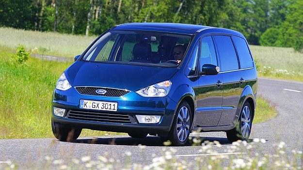 Ford Galaxy /Motor
