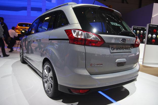 Ford Grand C-max /INTERIA.PL
