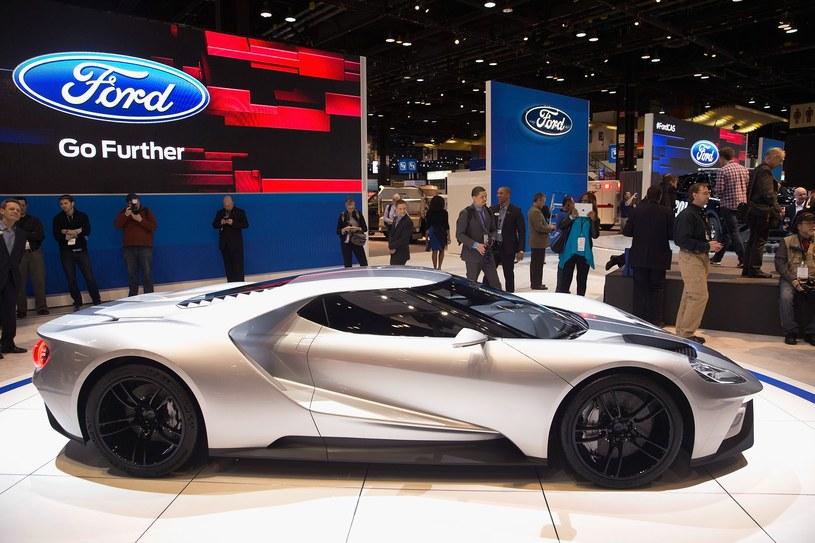 Ford GT /AFP