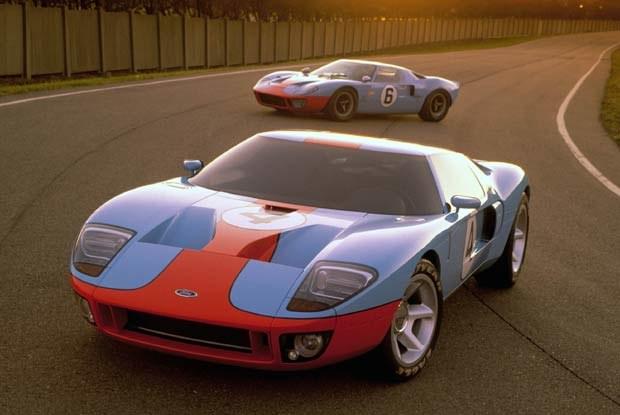 Ford GT40 (kliknij) /INTERIA.PL
