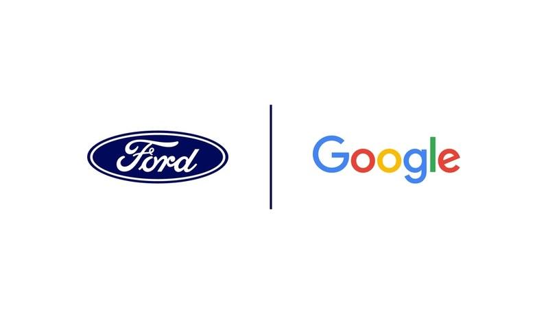 Ford i Google /materiały prasowe