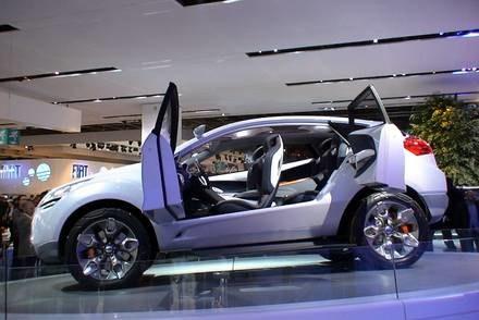 Ford iosis X / Kliknij /INTERIA.PL
