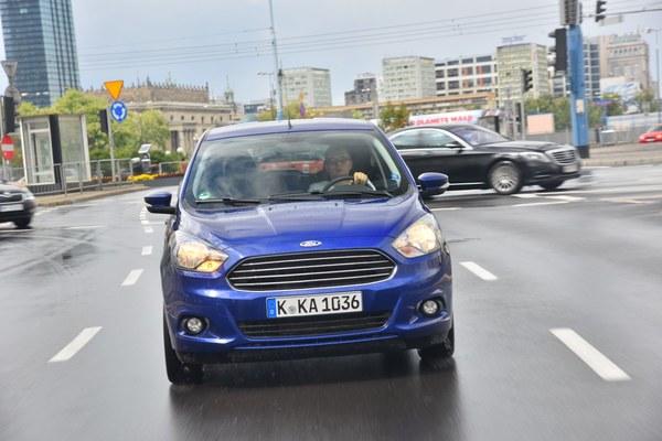 Ford Ka+ 1.2 Ti-VCT Trend Plus