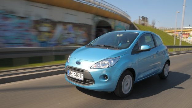 Ford Ka   Trend Test