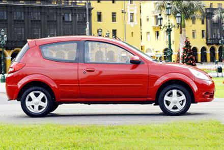Ford ka 2008 / kliknij /INTERIA.PL