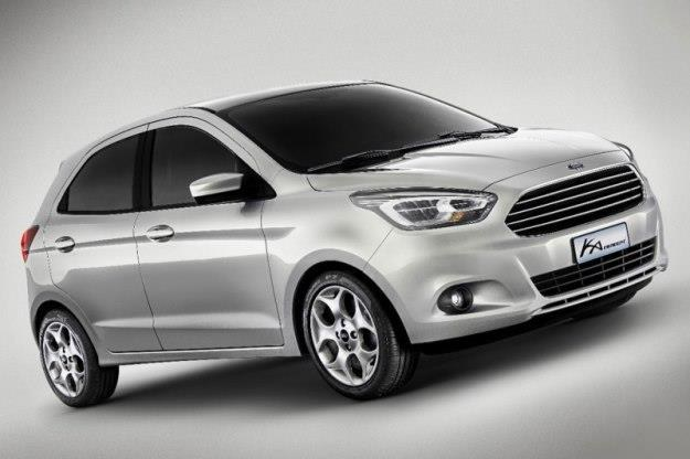 Ford Ka Concept /