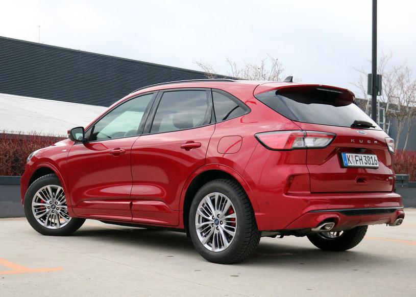 Ford Kuga Hybrid /INTERIA.PL