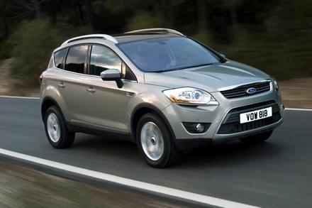 Ford kuga / Kliknij /INTERIA.PL