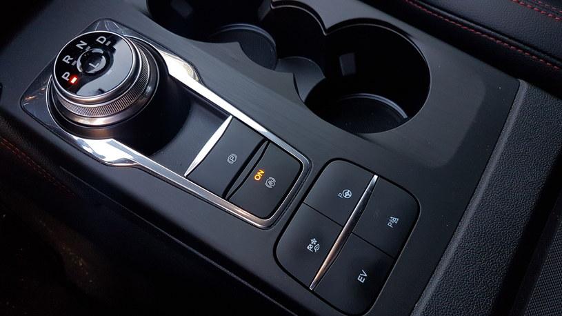 Ford Kuga PHEV /INTERIA.PL