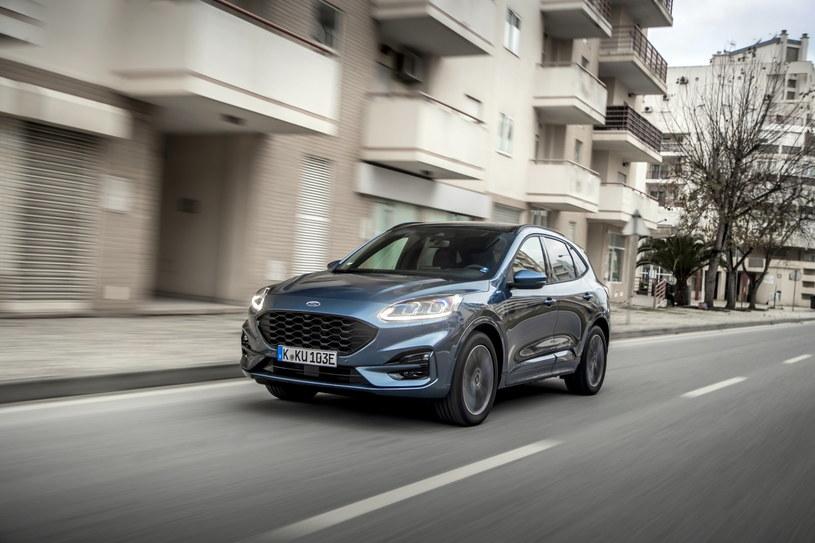 Ford Kuga to szerokie możliwości personalizacji i bogate wyposażenie dostępne już w standardzie /materiały prasowe