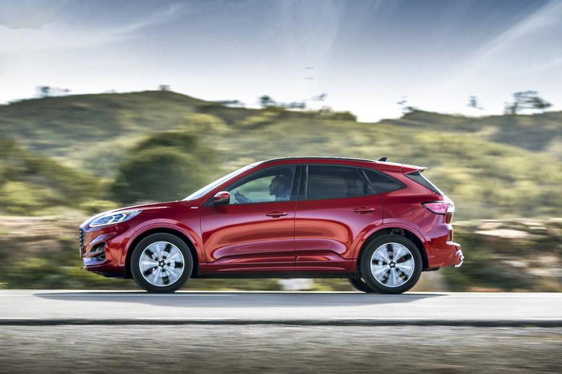 Ford Kuga: uniwersalny SUV w bogatej gamie silnikowej /materiały prasowe