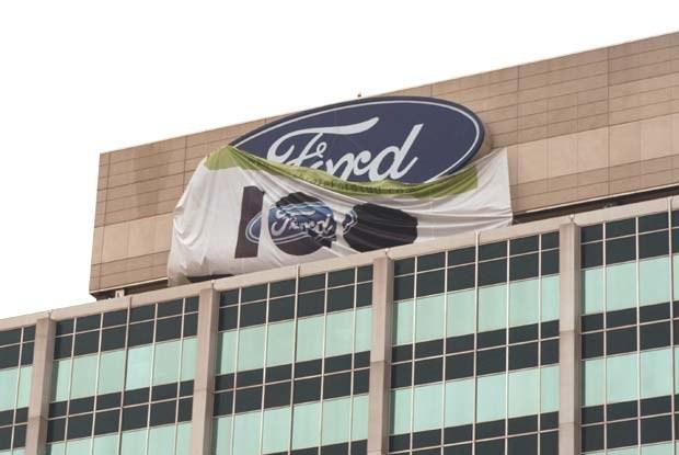 Ford ma już 100 lat (kliknij) /INTERIA.PL