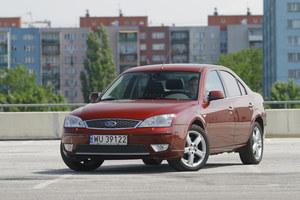 Ford Mondeo Mk II (2000-2007) /Motor