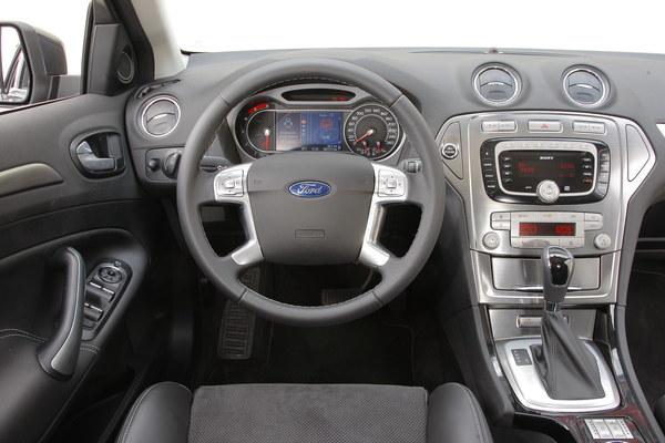 Ford Mondeo mk IV (2007-2014)