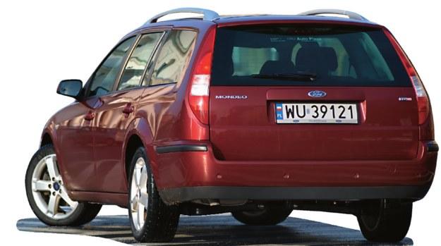 ford mondeo mk3 /Motor