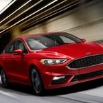 Ford Mondeo potrafi przeskakiwać nad dziurami!