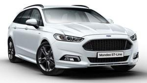 Ford Mondeo ST Line już w Polsce