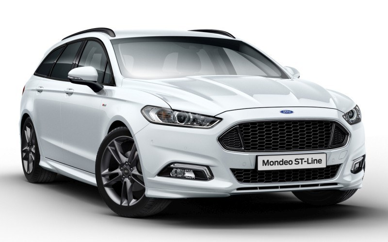 Ford Mondeo St-line /