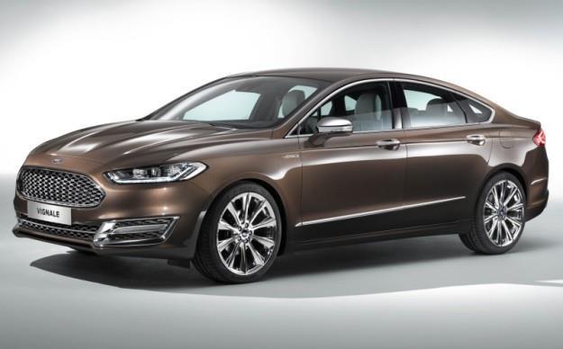 Ford Mondeo Vignale /