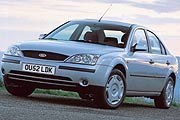Ford Mondeo /INTERIA.PL