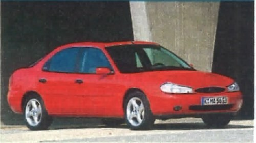 Ford Mondeo /Ford