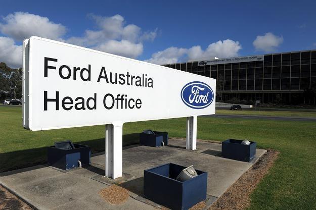 Ford Motor zamknie fabryki w Australii /AFP