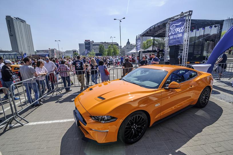 Ford Mustang / Fot. Dominik Kalamus /