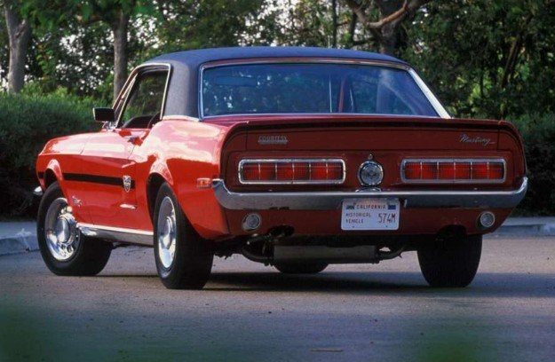 Ford Mustang I generacji /