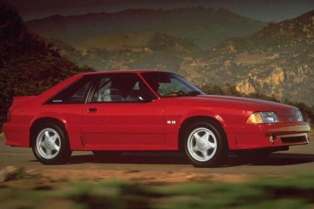Ford Mustang III generacji /