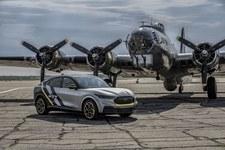 Ford Mustang Mach-E w lotniczym wydaniu. To hołd dla kobiet pilotów z II wojny światowej