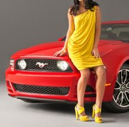 Ford Mustang SI