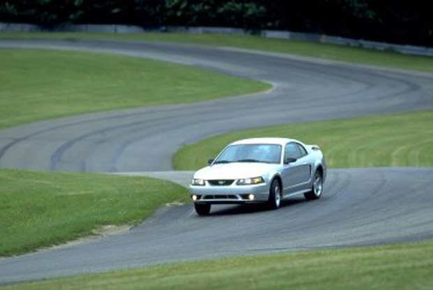 Ford Mustang SVT / kliknij /INTERIA.PL